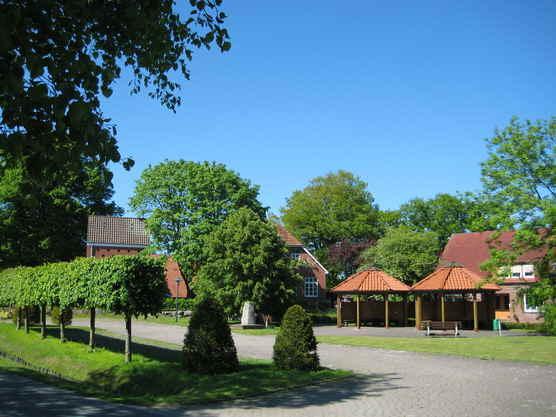 a_Dorfplatz_Wiesede