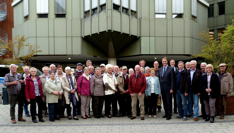 PM Besuch Landtag Gruppenbild klein