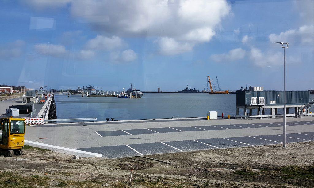 Flotille 2 der Marine in Wilhelmshaven