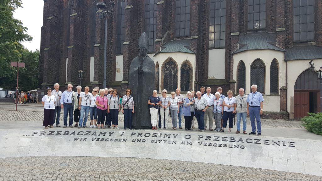 """""""Wir vergeben und bitten um Vergebung"""" (Kardinal Bolesław Kominek)"""